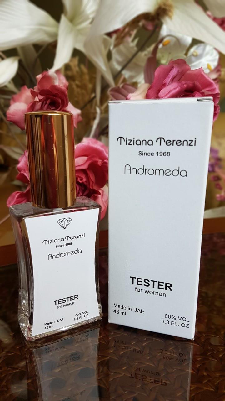 Тестер женский Tiziana Terenzi Andromeda (Тизиана Терензи Андромеда) 45 мл Diamond (реплика)