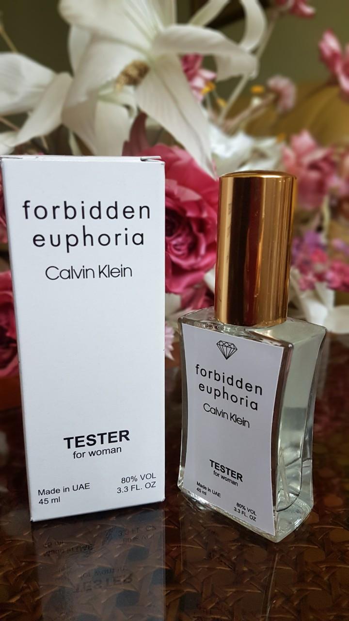 Женский парфюм форбидден Diamond тестер 45 ml (реплика)