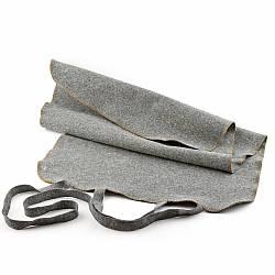 Коврик для сауны Luxyart  Серый XL, размер 100*50 см, серый (LS-306)