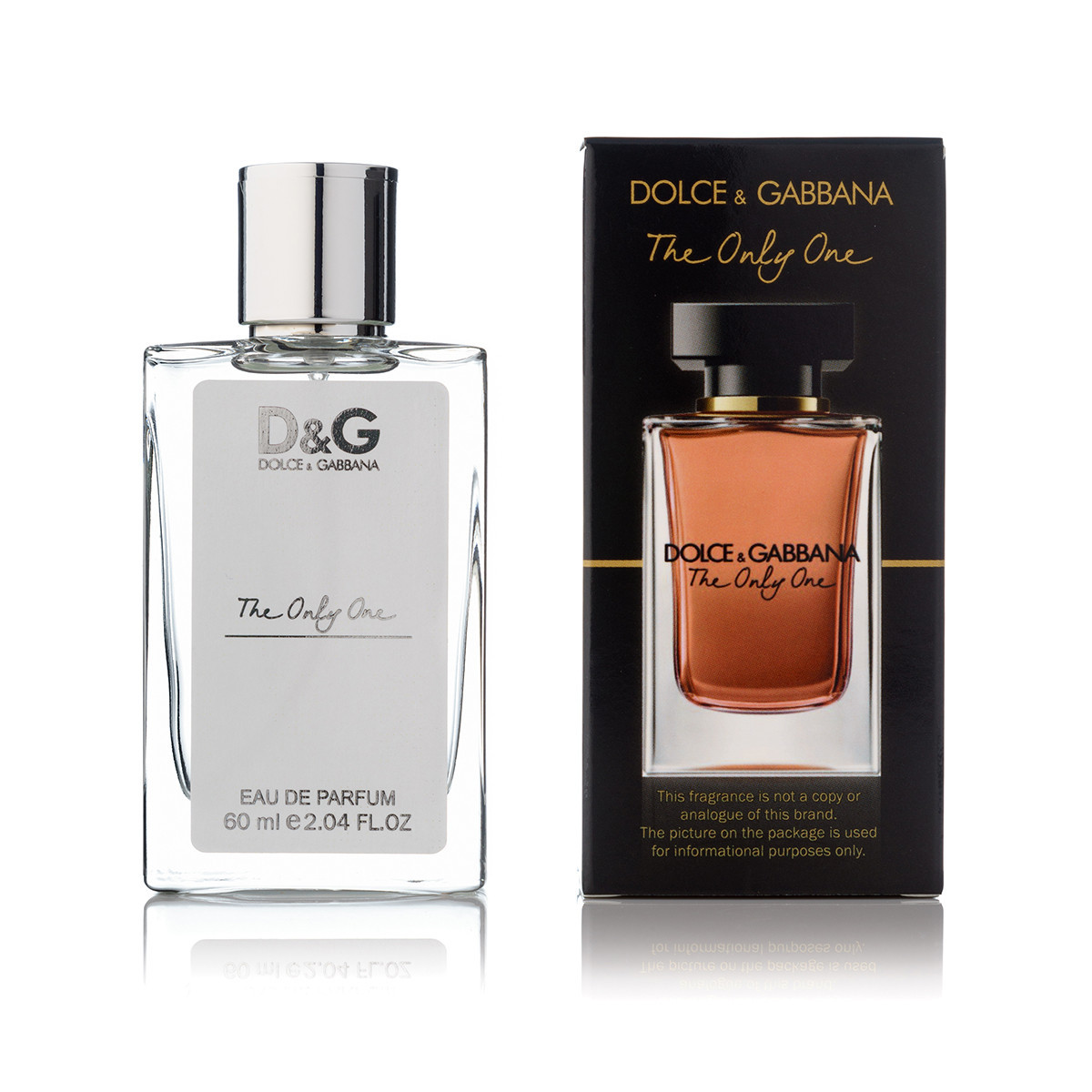 Женская парфюмированная вода Dolce&Gabbana The Only One (дольче габбана зе онли ван) тестер 60 мл (реплика)