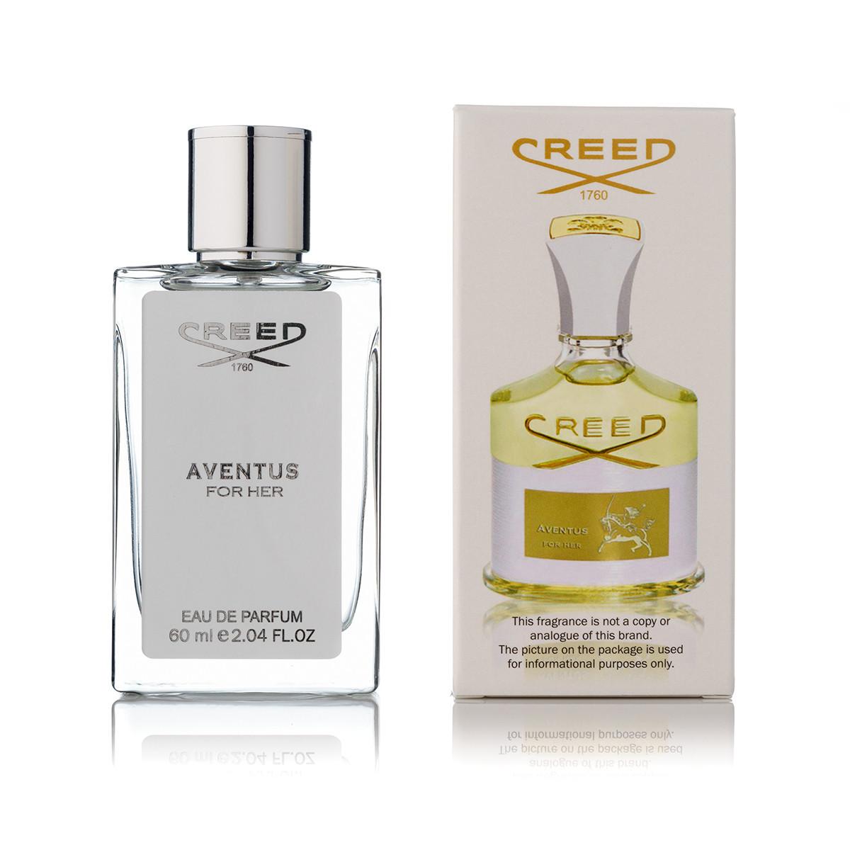 Парфюмированная вода Creed Aventus for Her  тестер 60 ml (реплика)