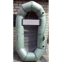 """Надувная резиновая лодка """"Эрлан"""" Лисичанка, полтораместная, фото 1"""