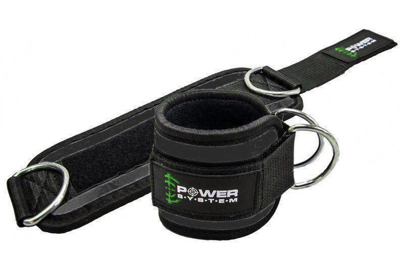 Манжети на лодыжку Power System Ankle Strap Gym Guy PS-3460 Green