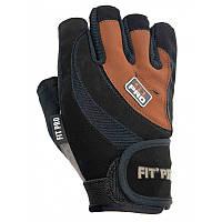 Перчатки для тяжелой атлетики Power System S2 Pro FP-04 L