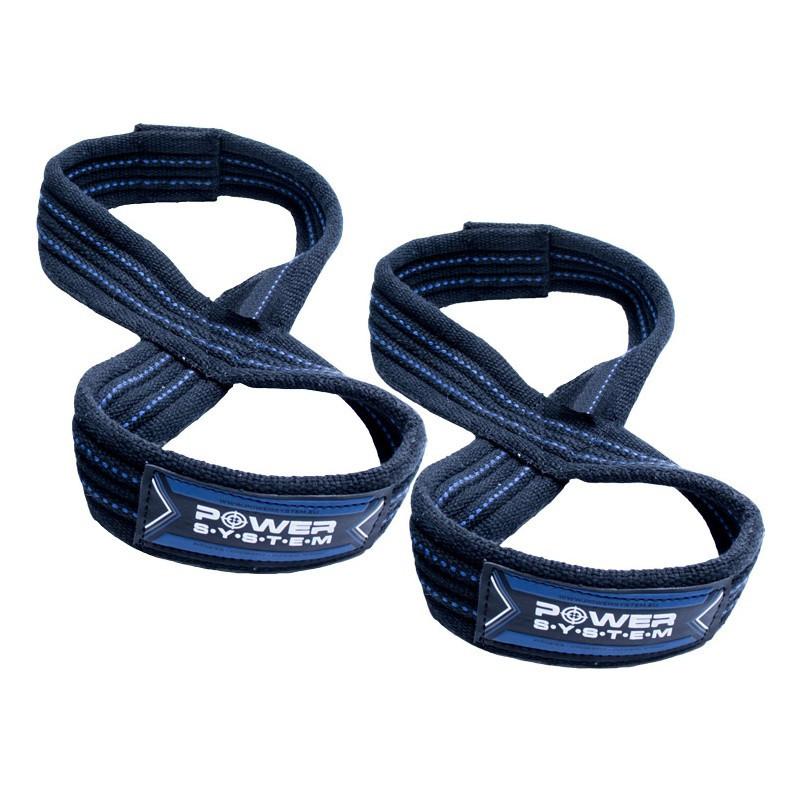 Силовые ремни Power System PS-3405 Figure 8 Black/Blue