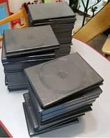 Коробочки Qaisy DVD 1CD (ширина корбокы - 14mm, упаковка (ящик) на 100 шт., Цена указана за 1 шт.)