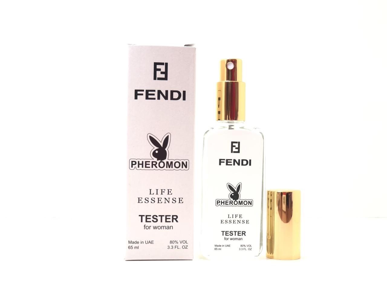 Женский мини-парфюм Fendi Life Essence (Фэнди лайф ессенс) 65 мл тестер (реплика)