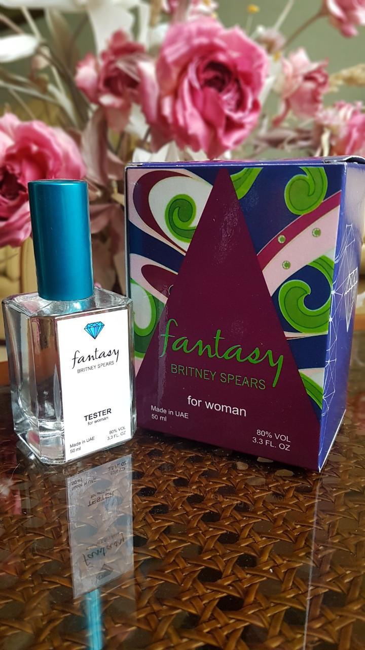 Женская парфюмированная вода Britney Spears Fantasy (бритни спирс фентези) 50 ml Diamond ОАЭ (реплика)