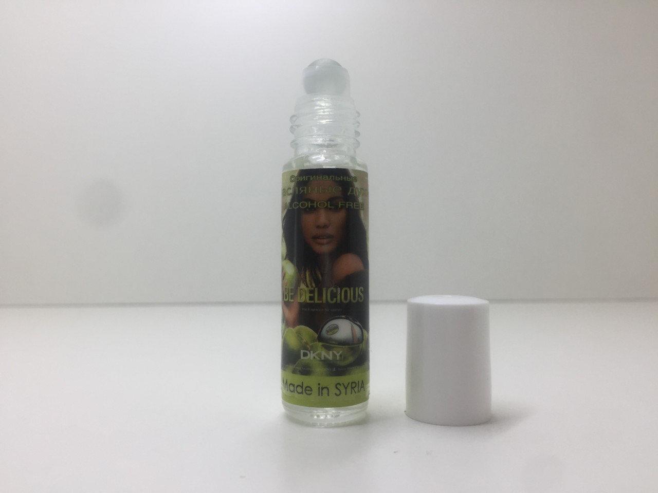 Женский масляный мини парфюм DKNY Be Delicious 9 ml Сирия (реплика)