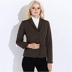 Куртка Geox W5421G COFFEE BEAN 48 Коричневый W5421GCB, КОД: 705754