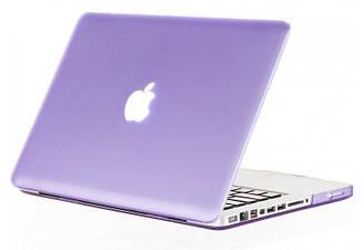 Пластиковый чехол Grand для MacBook Pro 13 Фиолетовый AL34513pronew, КОД: 196834
