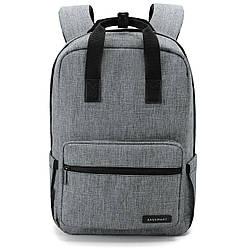Рюкзак для ноутбука Bagsmart ALTADENA 14 Серый KD-0140004008, КОД: 396156