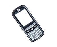"""Корпус """"А-клас"""" Motorola E398 сірий + клавіатура"""