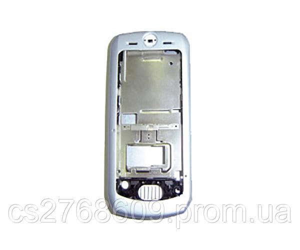 """Корпус """"А-клас"""" Motorola L7 сірий"""