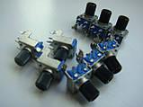 Переменный резистор DCS 1056 регулировки выходного сигнала для Pioneer djm500 djm600, фото 3