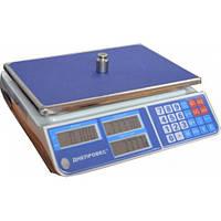 Весы торговые электронные ВТД-30СЛ1 (F902H-30СL1) Днепровес
