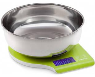 Весы кухонные Magio MG-292 5 кг Green mx-108, КОД: 1034164