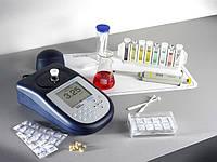 Химический и бактериологический анализ воды (для подбора фильтров очистки воды)