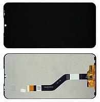 Дисплей модуль Meizu Note 9 в зборі з тачскріном, чорний