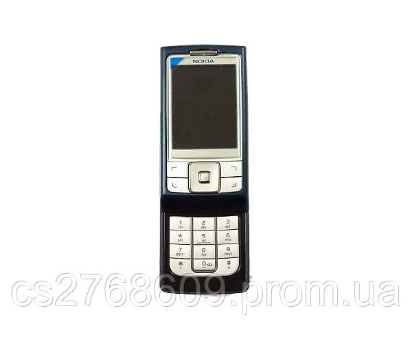 "Корпус ""High Copy"" Nokia 6270 Full (black) + клаві"