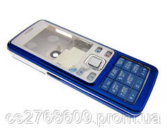 "Корпус ""High Copy"" Nokia 6300 (blue) VL +кл"
