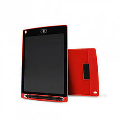 Планшет для рисования LCD Writing Tablet 12 дюймов Red HbP050403, КОД: 1209527