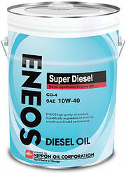 Моторное масло ENEOS CG-4 10W-40 п с 20 л ENSS1040CG-20, КОД: 1226013
