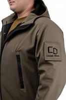 Демисезонный костюмы для охоты и рыбалки Карпо Дием «SCOUT» oliva (куртка и штаны)