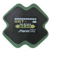 Пластырь диагональный 80мм 2 слойный GBT-02