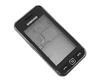 "Корпус ""High Copy"" Samsung S5230 Star (black) + кл"