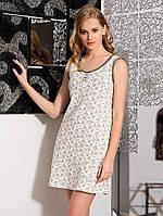 Домашнее женское платье рубашка