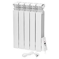 Электрический радиатор отопления ERA+ 5 секций ERA+4LT500А5