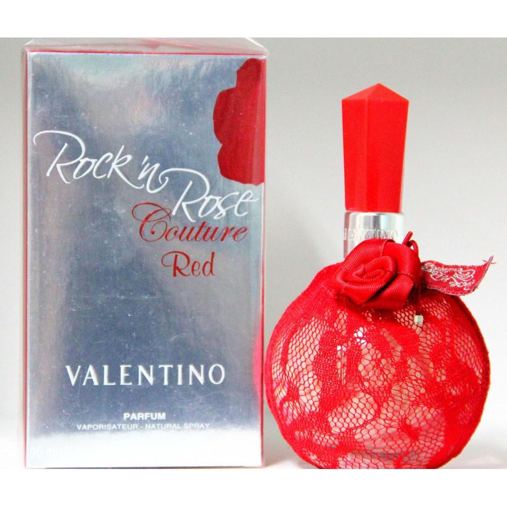 Женская парфюмированная вода Valentino Rock n Rose Couture Red (Рок н Роуз Кутюр Рэд) 90 мл