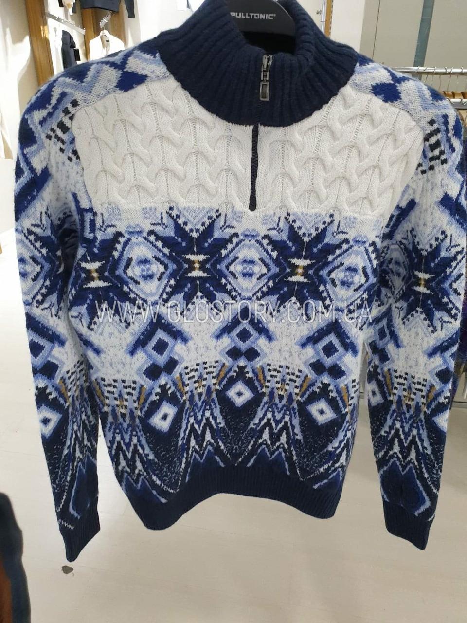 Чоловічий теплий светр, Останній розмір М