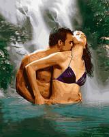Картины по номерам 40×50 см. Курортный роман, фото 1