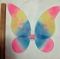 Крылья карнавальные Феи  Бабочки (45х50)