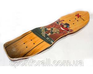Доска для скейтборда Explore Crossboard МТ-2808