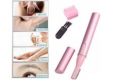 Женский мини триммер для бровей Facial Care HX-016 (Реплика), фото 3