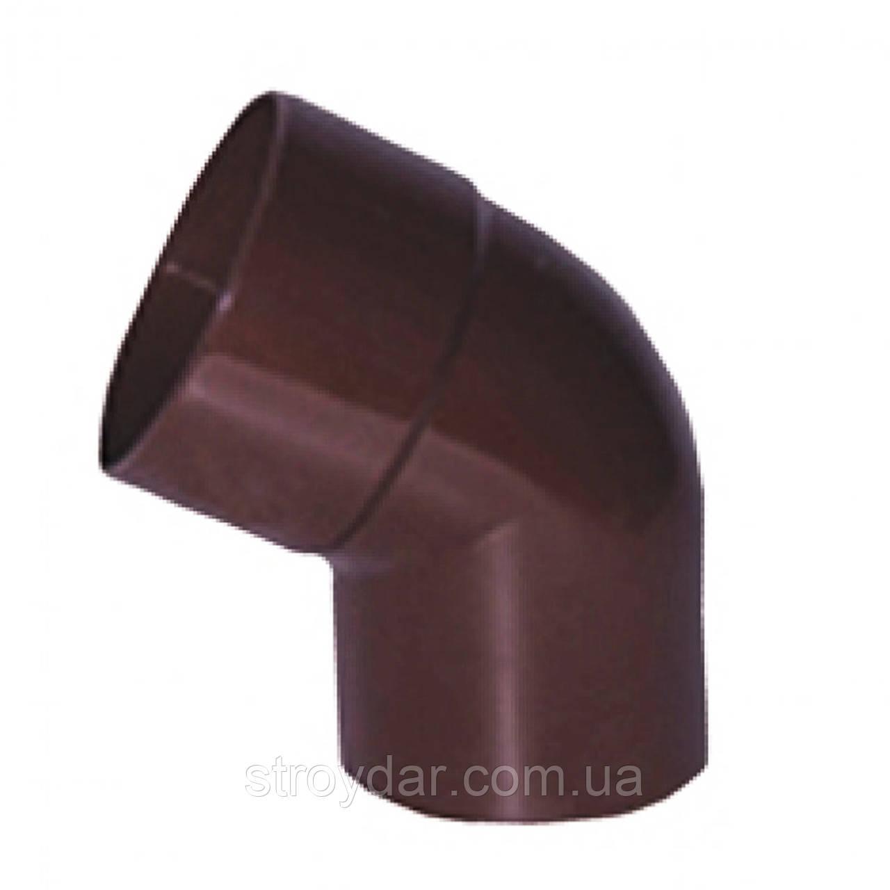 Водостічна система Profil Коліно під трубу Ø100/60º