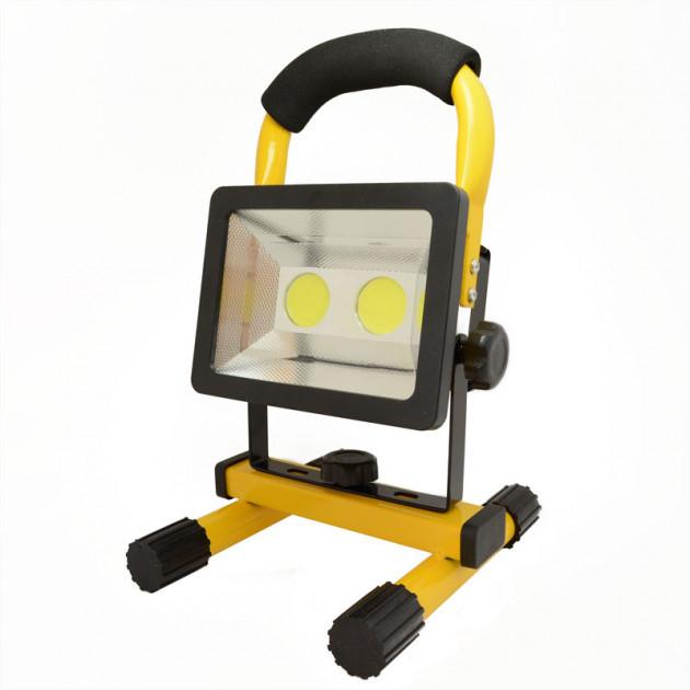 Переносной фонарь-прожектор BL-902 Черно-желтый LS1010053864, КОД: 1286159