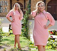 Платье №1004 Батал (ГЛ)
