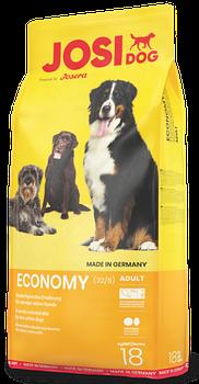 JosiDog Economy 15 кг. Корм для собак