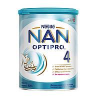 Сухая молочная смесь NAN 4 Optipro, 800 г