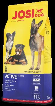 JosiDog Active 18 кг. Корм для активных собак