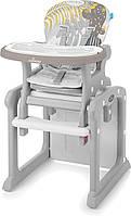 Стульчик трансформер  для кормления Baby Design Candy