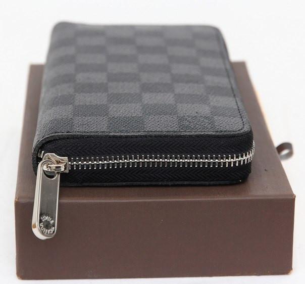 Кожаный мужской кошелек - купить кошелек Louis Vuitton   vkstore.com.ua f6a24583166