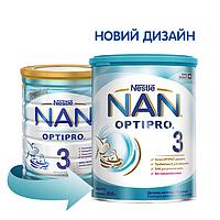 Детская сухая молочная смесь NAN 3 OPTIPRO, 800г