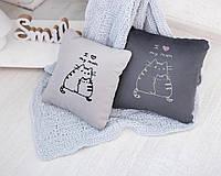 Подушка подарочная маме «Люблю маму»