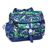 Школьный рюкзак-ранец Bixbee. Футбол. Размер Medium, фото 1