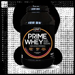 QNT_PRIME WHEY 2 кг - Strawberry
